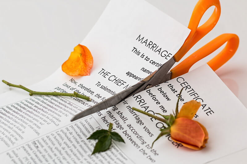 Divorce Financial Plan